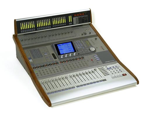 Dm 3200 console de mixage num rique tascam - Console de mixage numerique ...
