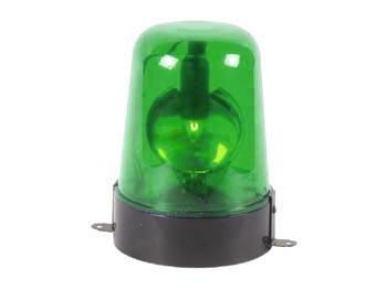 gyrophare vert avec adaptateur 12vca. Black Bedroom Furniture Sets. Home Design Ideas